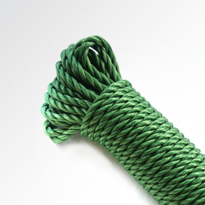 P.P Twist Rope For outdoor
